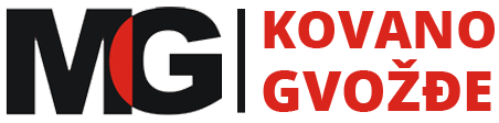 Mg kovano gvozdje Logo